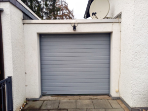 Garage nachher